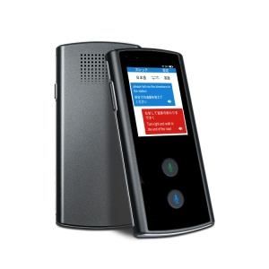 2.4 Inch Intelligent Voice Translator Micro SIM WiFi Real Time Language Translator