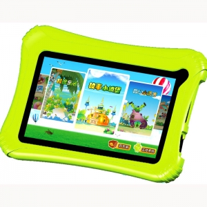 2015 newest children learning machine 7 inch screen kids tablet pc android
