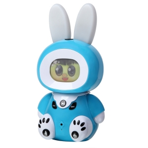 2017 High Quality New Rabbit Story Tellers Mp3 Function Sound With Light