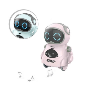 Auto walking dancing mini robot toy for kids Chinese supplier