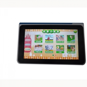 Best alnguage learning machine for kids tablet pc with large screen