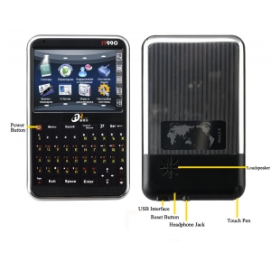 Best selling russian and english voice translator ST990 for language learning