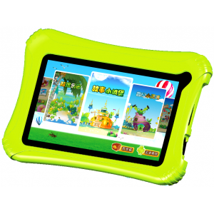 Kids Learning Tablet >> Children Tablet-7-inch Electronic Learning Machine