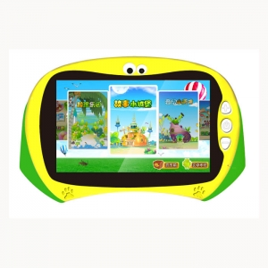 Children Tablet-7-inch Electronic Learning Machine music tablet for kids