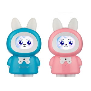 China supplier pet rabbit shape kids toddler songs music story Toy