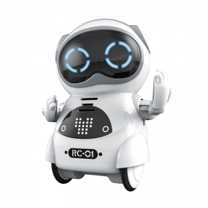 Chinese supplier smart touch reaction toy, touch interactive robot toy, Voice commands control the robot