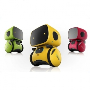 Intelligent voice interactive robot voice repeat robot Music and lighting robot Chinese manufacturer