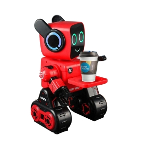 Katie will Financial Encyclopedia educational robot Battery Operated Musical Toy