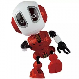 Kids intelligent robot toy with music and light Chinese supplier