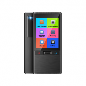 Machine for the translation of photos to the translator translator wifi translation device for businesses