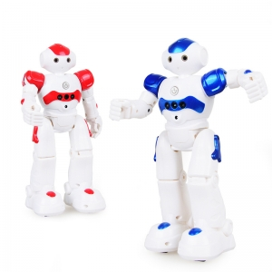 Smart Gesture sensing robot program voice robot voice control robot manufacturer China