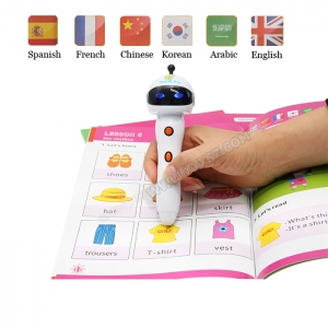 education toy for language practice, Children reading pen, talking pen Chinese supplier