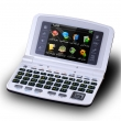 China 2014 Russian-English-French digital dictionary smart language learning machine REF9820 factory