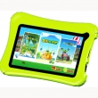 China 2015 newest children learning machine 7 inch screen kids tablet pc android factory