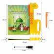 China English Arabic educational toy learning machine China factory factory