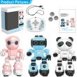China Growth-up robot intelligent pet lovely story robot toy for kids factory