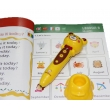 China Electronic learning machine of talking pen for children with 5 languages factory