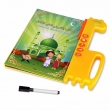 China Preschool kids educational toy baby E-book English learning China supplier factory