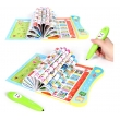 China English learning sound book educational toys for kids Chinese supplier factory