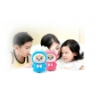 China cute rabbit toy story teller with lcd screen for kids factory