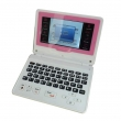 China mini laptop shape portable electronic dictionary pocket learning machine factory