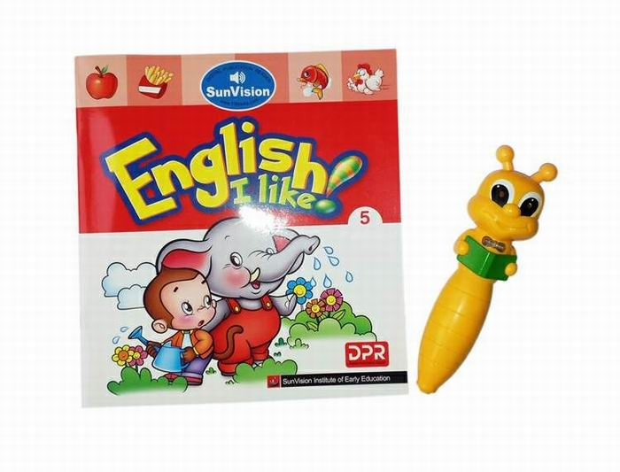 Language Learning Toys : Electric reading pen,learning machine,studying toys