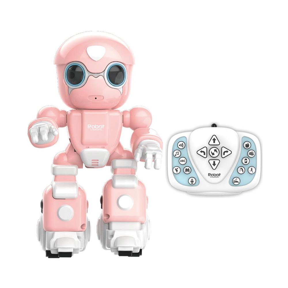 China voice remote robot toy, Smart interaction robot toy