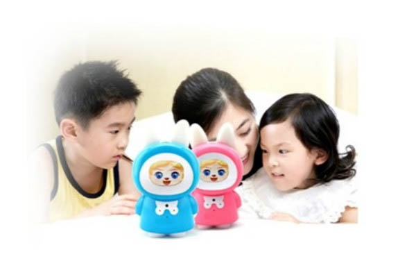 Language Learning Toys : Bedtime toy baby learning toys kids story teller