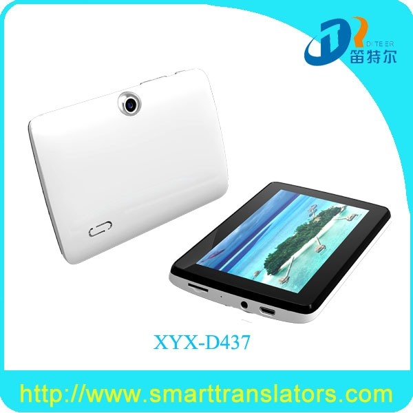 newest 4 3 inch kids intelligent learning machine tablet
