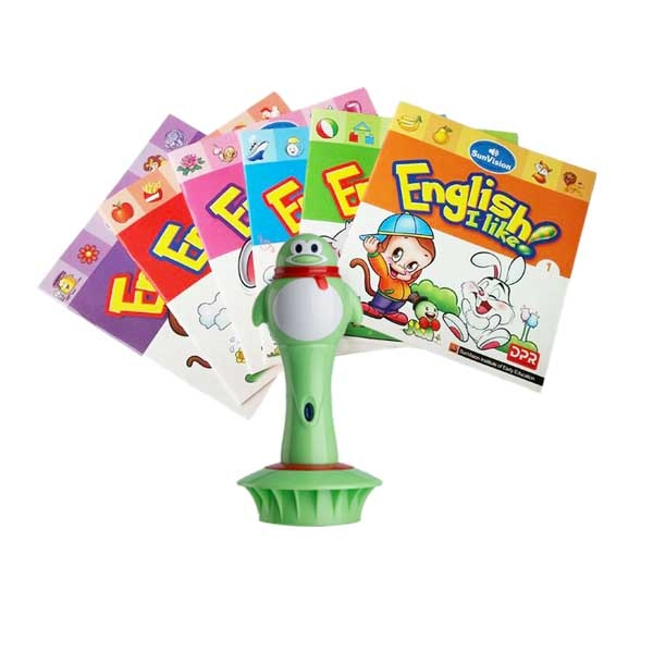 Toys For Language : Toys for kid with sound book in russian language